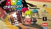 vista previa del artículo Cartel oficial de Chibisland, primer Salón del Manga