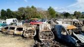vista previa del artículo Vándalos queman coches en Pollençca