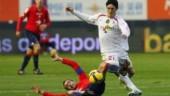 vista previa del artículo El Mallorca pierde ante Osasuna