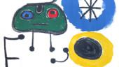 vista previa del artículo Exposición de Carteles de Miró en Palma de Mallorca