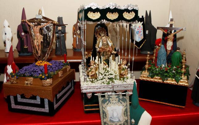 Exposición de procesiones en miniatura