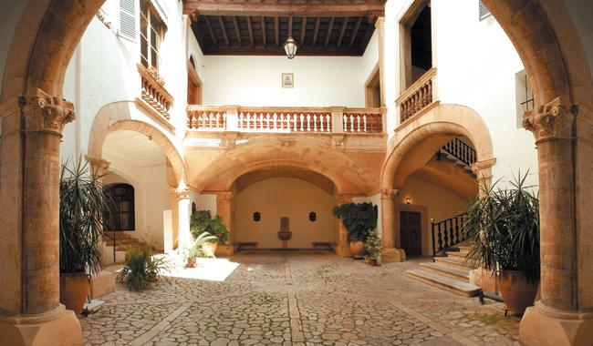 Patios de Palma de Mallorca