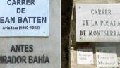 vista previa del artículo Baleares se gasta 100.000 euros en Catalanizar las calles