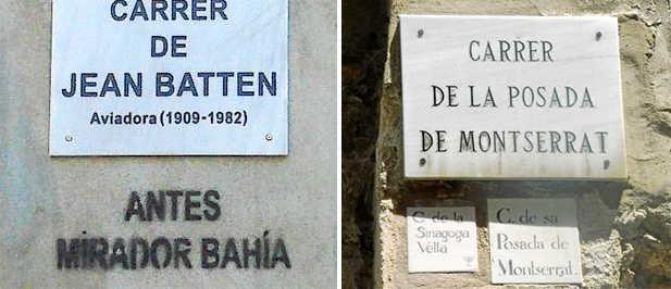 catalanizar calles