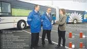 vista previa del artículo Palma tendrá 12 autobuses funcionando con gas natural