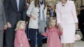 vista previa del artículo Los Reyes acuden a la Misa de Pascua en Palma de Mallorca