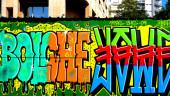 vista previa del artículo Juventud propone ofrecer paredes a los graffiteros en Palma
