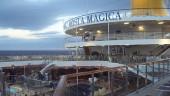 vista previa del artículo Desvío de cruceros de Costa Cruceros a Baleares