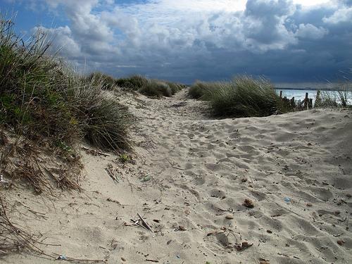 Playa en Baleares