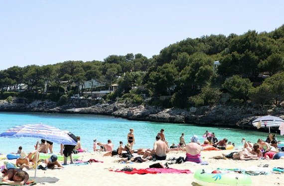 Cala Gran Beach Mallorca