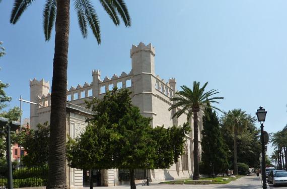 Monumento en Mallorca
