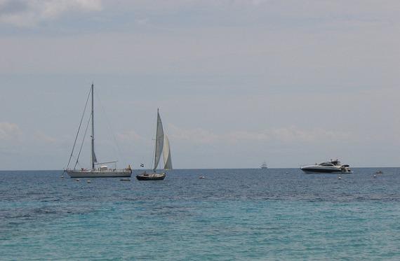 Barcos Ibiza
