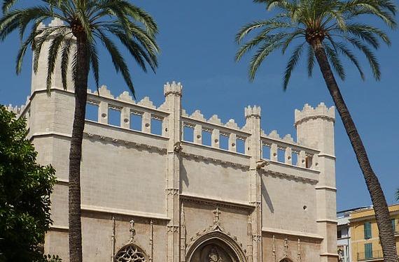 Construcción en Mallorca